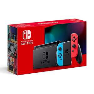 Nintendo Switch Konsole ab nur 298,01 € bei Amazon.fr (statt 329€)