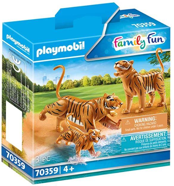 PLAYMOBIL 70359 - 2 Tiger mit Baby