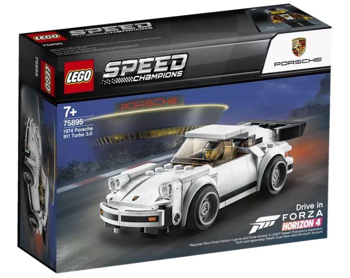 LEGO 75895 1974 Porsche 911 Turbo 3.0 Bausatz für nur 11,99€ inkl. Versand  Kopieren