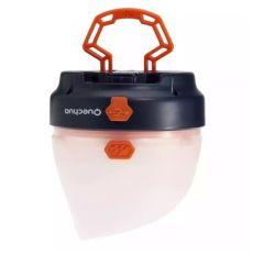 Quechua Campinglampe BL50 mit Akku und Dynamo-Funktion für 13,98€