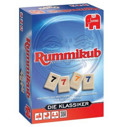 Jumbo Rummikub Klassiker Version für nur 23,94€ inkl. Versand