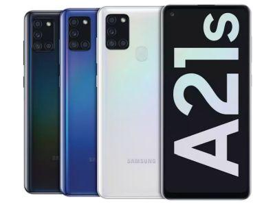 Samsung Galaxy A21s 32 GB White Dual SIM für nur 101€ inkl. Versand