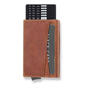 Solo Pelle Leder Kartenetui mit RFID Schutz für nur 19,90€ (statt 34€)