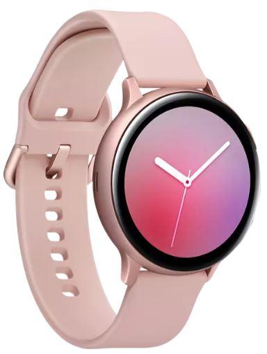 SAMSUNG Galaxy Watch Active2 Aluminium 44mm Pink Gold