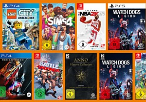 3 Games für 49€ (PS4, PS5, Xbox, Nintendo Switch, PC)