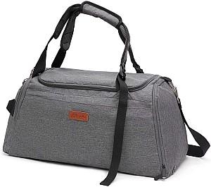 Kkomforme Sport/Reisetasche mit Schuh- und Nassfach für 16,19 Euro (statt 26,99 Euro)