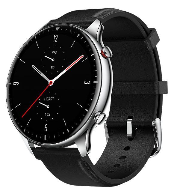 Amazfit GTR 2 Classic 47mm Smartwatch Edelstahlgehäuse für nur 109€ inkl. Versand (statt 140€)