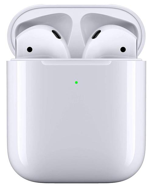Apple AirPods mit kabellosem Ladecase (2. Generation) für nur 129€ inkl. Versand (statt 156€)