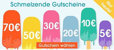 Bis zu 70€ Rabatt auf (fast) das gesamte Sortiment im Babymarkt Onlineshop