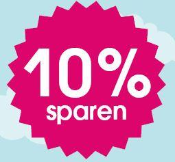 Nur heute: 10% Gutscheincode auf fast Alles bei Babymarkt.de