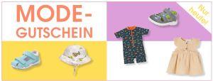 Nur heute: Bis zu 25% Rabatt auf Mode im Babymarkt Onlineshop