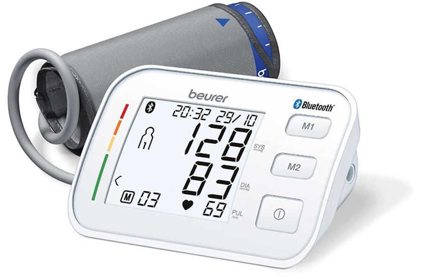 Beurer BM 57 digitales Oberarm-Blutdruckmessgerät für nur 24,90€ (statt 37€)