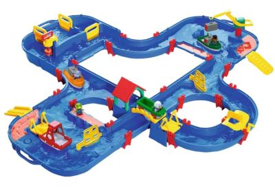Big AquaPlay'n Go Wasserbahn (blau) für nur 69,99€ inkl. Versand