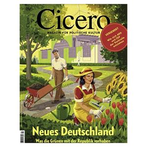 Jahresabo (12 Ausgaben) Cicero für 147,60€ – als Prämie: 140€ BestChoice Einkaufs-Gutschein