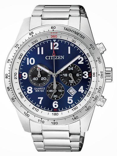 Citizen AN8160-52L Herren Chronograph für nur 99€ inkl. Versand (statt 162€)