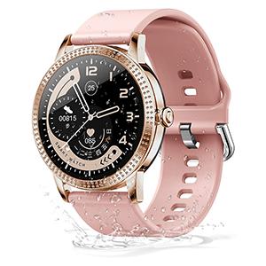 BYTTRON Damen Smartwatch mit Fitnessfunktionen für nur 19,90€