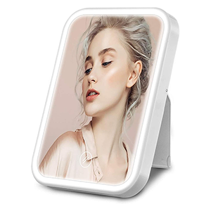 HOCOSY Kosmetikspiegel mit Beleuchtung für nur 8,49€ inkl. Prime-Versand