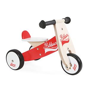 Janod Bikloon Holz-Laufrad für nur 39,94€ (statt 47€)