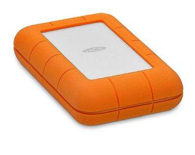 LaCie Rugged USB-C 3.0 5TB externe Festplatte (2,5 Zoll) für nur 141,90€ inkl. Versand