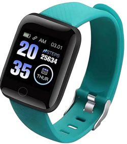 Leedy Smartwatch mit 1,44″ Display und Herzfrequenzmesser für nur 8,99€