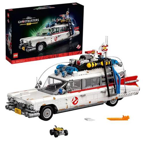 LEGO 10274 Ghostbusters ECTO-1 Bausatz für nur 124,99€ inkl. Versand (statt 150€)