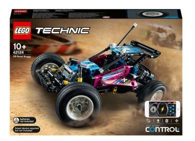 Lego 42124 Technic Geländewagen (Konstruktionsspielzeug, per App steuerbar) für nur 84,90€ inkl. Versand