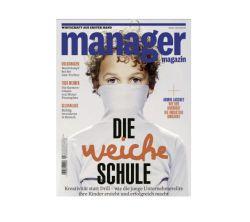 """Halbjahresabo der Zeitschrift """"Manager Magazin"""" für nur 54,- Euro und dazu als Prämie 45,- Euro Amazon-Gutschein"""