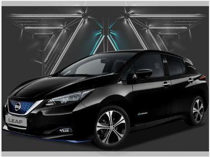 Privatleasing: Nissan Leaf ZE1 Elektro (150 PS) für mtl. 98€ – LF: 0,33