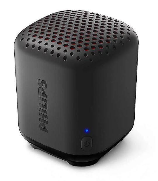Philips TAS1505B/00 wasserfester Bluetooth-Lautsprecher für nur 7,90€ inkl. Versand (statt 27,87€)