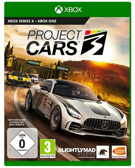 Project CARS 3 - (Xbox One)