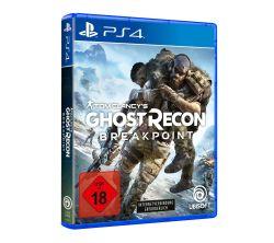 Tom Clancy's Ghost Recon Breakpoint für PS4 nur 9,95€ inkl. Prime-Versand
