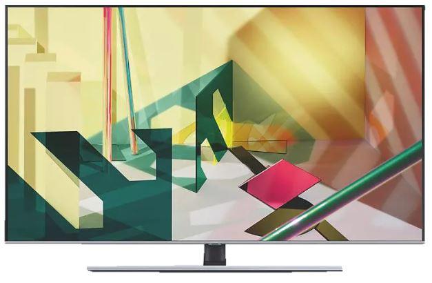 SAMSUNG GQ75Q77T QLED TV (Flat, 75 Zoll, UHD 4K, SMART TV) für nur 1.519,30€ inkl. Versand (statt 1.875€)