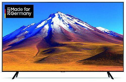 Samsung GU55TU6999UXZG LED Smart TV (55″, 4K / UHD HDR10+, 2000 Hz) für nur 428,90€ inkl. Versand (statt 499€)