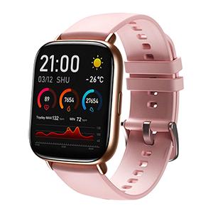 SANAG Damen Smartwatch mit Fitnessfunktionen für nur 29,19€ inkl. Versand