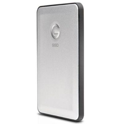 G-Technology G-DRIVE Slim SSD (500GB, silber) für nur 63,94€ inkl. Versand