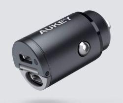 AUKEY CC-A4 30W Dual-Port-Autoladegerät für nur 13,59€