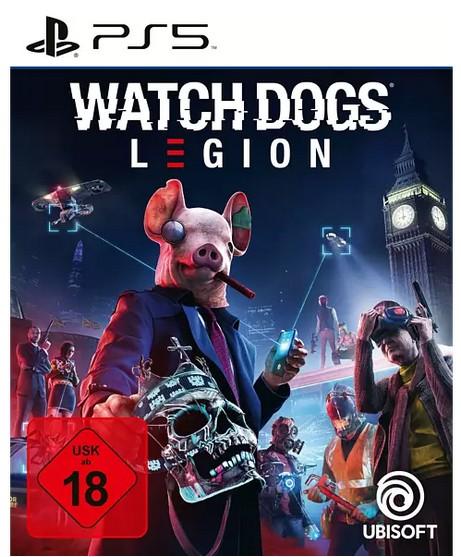 WATCH DOGS: LEGION - (PlayStation 5)