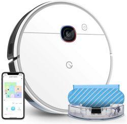 Neuer Gutschein: Yeedi 2 Hybrid Saugroboter mit Wischfunktion und Visual-SLAM-Navigation für 209,99€