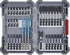 Bosch Professional 35-tlgs. Bohrer Bit Set (mit Bits und Universalhalter) für 26,99€ (statt 40€)