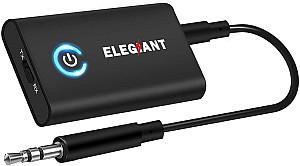 ELEGIANT Bluetooth 5.0 Receiver Transmitter (3,5mm Klinke, 300mAh) für 16,09€