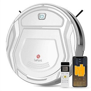 LEFANT M210 Saugroboter (2100Pa Saugkrauft, App, Alexa) für 89,99€