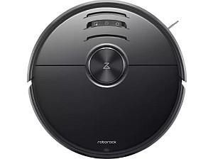 Cyberdeal: ROBOROCK S6 MaxV Saugroboter mit Wischfunktion (schwarz) für 399€ (statt 456,80€)