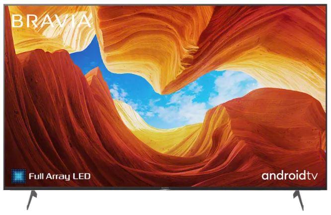 SONY KE-75XH9005 LED TV (Flat, 75 Zoll, UHD 4K, SMART TV, Android TV) für nur 1.168,90€ inkl. Versand (statt 1.499€)