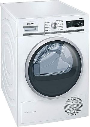 Siemens WT47W5W0 iQ700 Wärmepumpentrockner (A+++ / 8 kg) für 545€ (statt 609€)