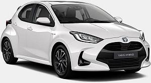 PrivatLeasing: Toyota Yaris Hybrid (116 PS, 5-Türer) – 36 Monate für 129€ mtl. – LF: 0,56