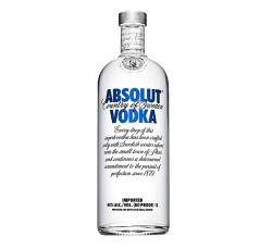 Absolut Vodka Original (1 Liter Flasche) für 13,99€ (statt 20€)