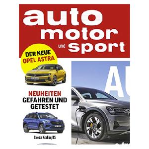 Kracher! 6 Ausgaben auto motor und sport für 29,70€ und dazu 30€ Amazon Gutschein als Prämie