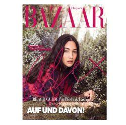 12 Ausgaben Harper's BAZAAR für 70€ und dazu 60€ Amazon Gutschein als Prämie
