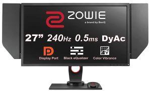 Knaller: BenQ ZOWIE XL2746S 27 Zoll 240Hz Gaming Monitor (DyAc+, Black eQualizer, 0,5ms Reaktionszeit) für nur 479€ inkl. Versand