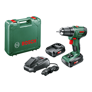 Bosch Akkubohrschrauber PSR 1800 LI-2 für nur 92,90€ (statt 134€)